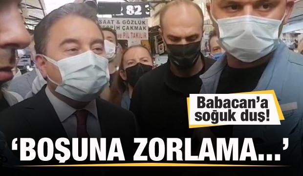 Esnaftan Babacan'a tepki: Erdoğan'a yanlış yaptınız
