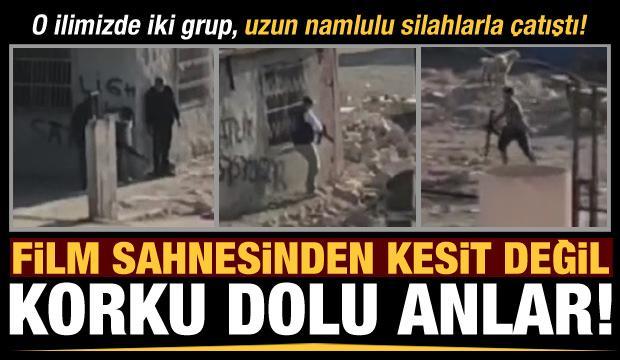 Son dakika: Adana'da film sahnelerini aratmayan silahlı çatışma