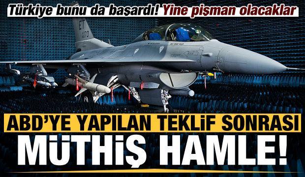 Son dakika: Yapılan teklif sonrası Türkiye'den müthiş hamle! Yine pişman olacaklar