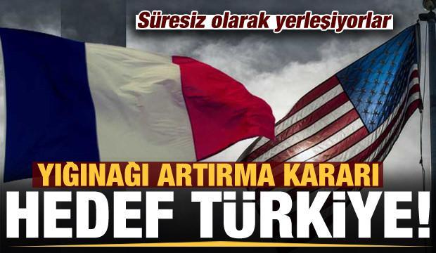 Süresiz olarak yerleşiyorlar! Hedef Türkiye