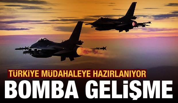 Türk yetkililer Reuters'a açıkladı: Türkiye müdahaleye hazırlanıyor