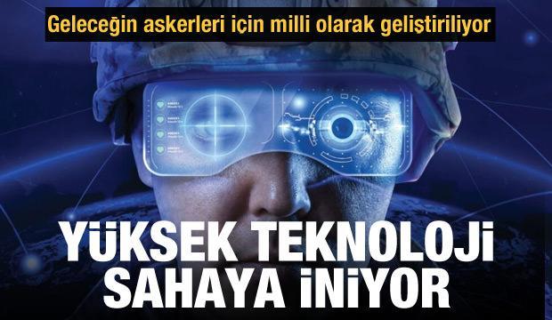 ASELSAN'dan milli artırılmış gerçeklik gözlüğü
