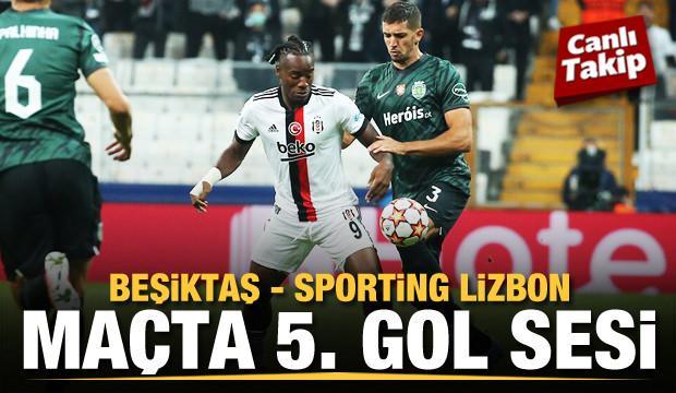 Beşiktaş - Sporting Lizbon! CANLI