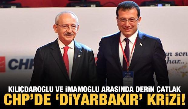 CHP'de derin çatlak: Kılıçdaroğlu ve İmamoğlu arasında 'Diyarbakır' krizi