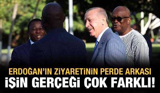Cumhurbaşkanı Erdoğan neden sık sık Afrika'ya gidiyor?