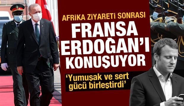 Erdoğan'ın ziyareti Fransa'nın gündeminde: Nüfuzunu genişletmek istiyor