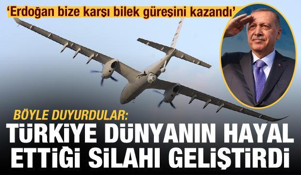 Fransız basını böyle duyurdu: Türkiye dünyanın hayal ettiği silahı geliştirdi
