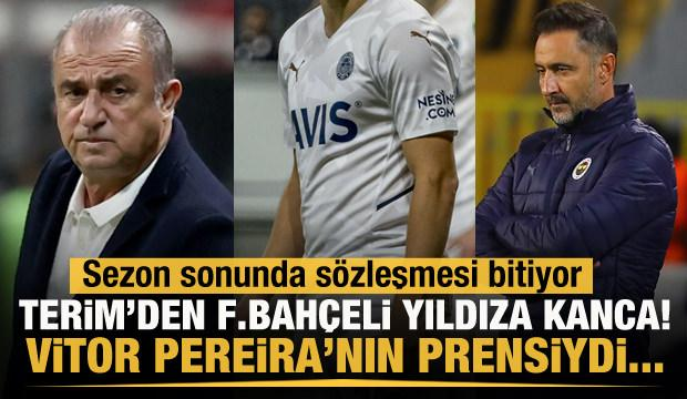 Galatasaray'dan Ferdi Kadıoğlu'na kanca! Pereira'nın prensiydi