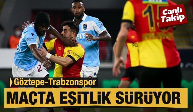 Göztepe - Trabzonspor! CANLI