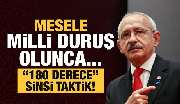 Kemal Kılıçdaroğlu yine tarafını belli etti