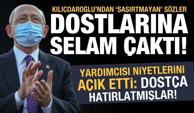 """Kılıçdaroğlu, 10 büyükelçiyi savundu, yardımcısı """"dostça hatırlatıyorlar"""" dedi"""