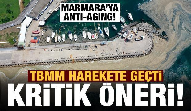 "Marmara'ya ""Anti-Aging"""