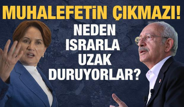 Mehmet Acet sordu: Muhalefet partileri neden hiç konuşmuyor?