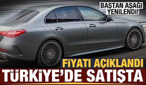 Mercedes-Benz C-Serisi'nin Türkiye fiyatı açıklandı! İşte özellikleri