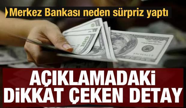 Merkez Bankası neden 200 baz faiz indirdi! Son dakika açıklaması geldi
