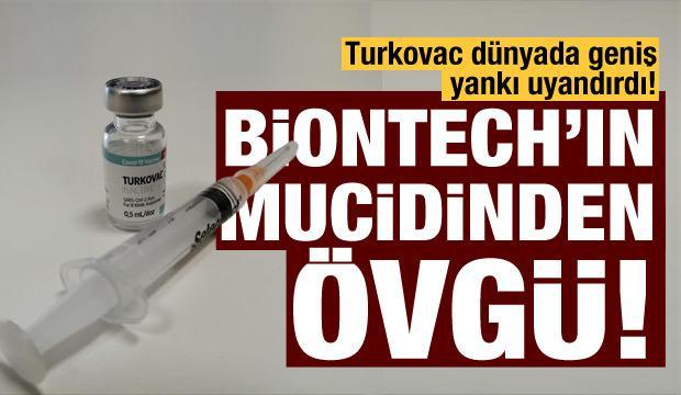 Özlem Türeci: Turkovac salgının aşılmasına yardımcı olacak
