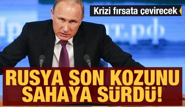 Rusya son kozunu oynadı! 'Kuzey Akım 2 yoksa ilave gaz yok'