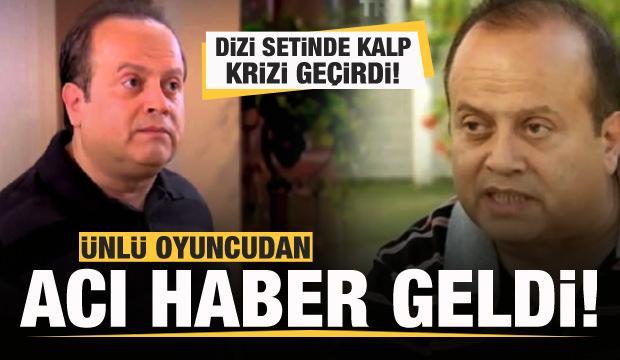 Seksenler dizisinin ünlü oyuncusu Kemal Kuruçay hayatını kaybetti