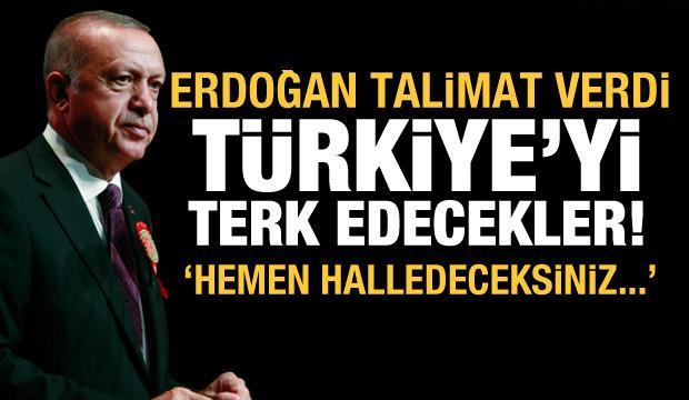 """Son dakika haberi: Erdoğan'dan """"Kavala"""" talimatı! İstenmeyen adam ilan edilecekler"""