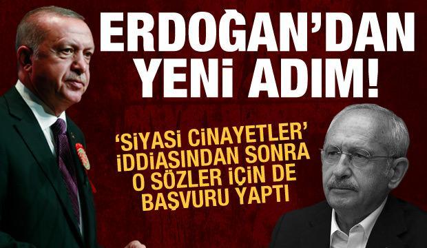 Son dakika haberi: Erdoğan'dan Kılıçdaroğlu'nun bürokratlara tehdidine suç duyurusu