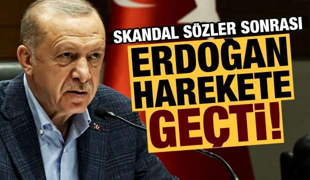 """Son dakika haberi: """"Siyasi cinayet"""" iddiaları sonrası Başkan Erdoğan harekete geçti!"""