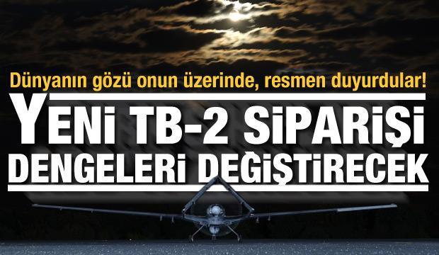 TB-2'nin yeni alıcısı Kırgızistan oldu