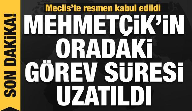 Türk askerinin Mali ve Orta Afrika'daki görev süresi uzatıldı