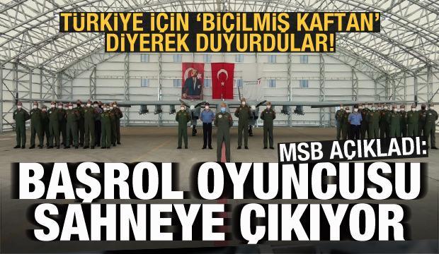 Türkiye için 'Biçilmiş Kaftan' diyerek duyurdular! Başrol oyuncusu sahneye çıkıyor