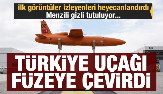 Türkiye, uçağı füzeye çevirdi! Yeni Şimşek'in menzili gizli tutuldu