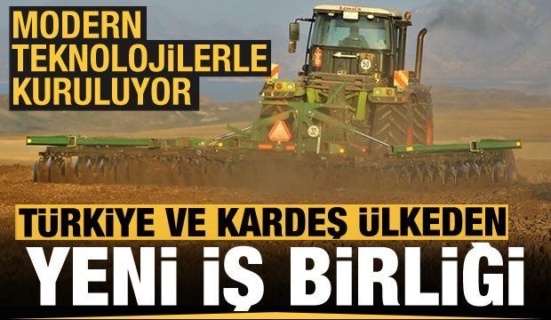 Türkiye ve kardeş ülkeden yeni iş birliği!