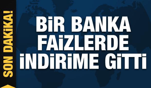 Halkbank kurumsal kredi faizlerini düşürdü