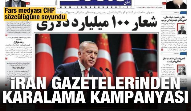 İran medyası bunu ilk kez yaptı! Hepsi aynı anda Erdoğan manşeti attı