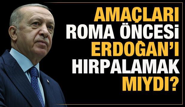 Mehmet Acet sordu: Bildirinin amacı Erdoğan'ı hırpalamak mıydı?