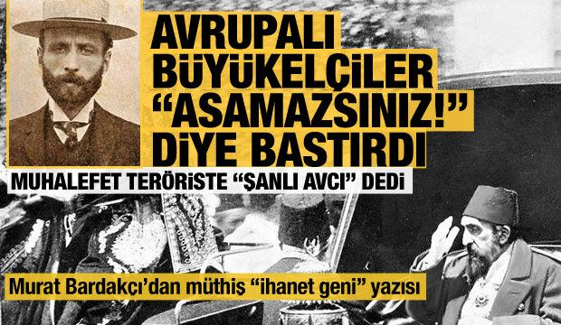 Murat Bardakçı Büyükelçi krizindeki ihaneti yazdı: İflâh olmaz bir genetik illet!