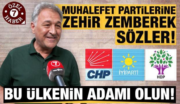 Sosyal medyada gündeme gelen İbrahim Ufuk Kaynak Haber7.com'a açıklamalarda bulundu