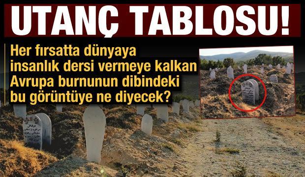 Yunanistan'ın utanç tablosu: Kimliksiz, kimsesiz mezarlar