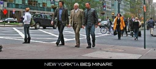 New York'ta 5 minare kasımda vizyonda