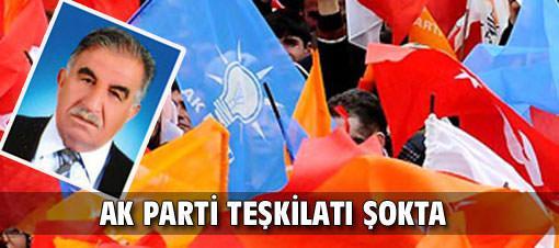 AK Partili Hazro ilçe başkanı kaçırıldı