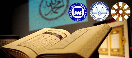 Türk Dili'nde Kur'an Edebiyatı sempozyumu