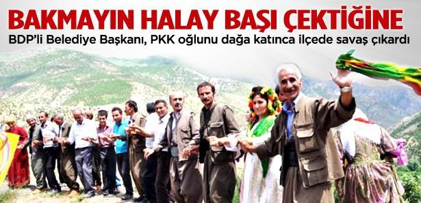 3 çocuk PKK'ya satılınca ilçe fena karıştı