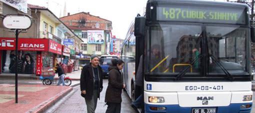 Ankara'da bilet fiyatı 6 yıl önceye döndü
