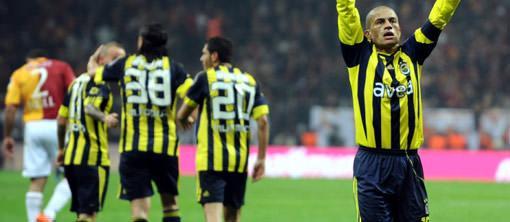 Süper Lig'in gol kralı Alex de Souza