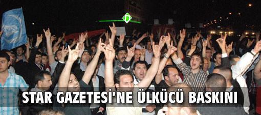 MHP'liler Star Gazetesi'ni bastı