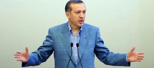 Başbakan Erdoğan'ı sitem ettiren tablo