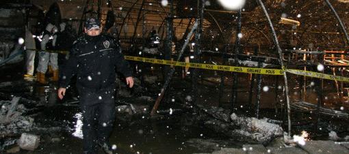 Yangın faciasıyla ilgili 11 gözaltı