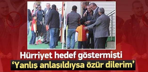 Abdurrahim Albayrak: Türkiye'den özür diliyorum