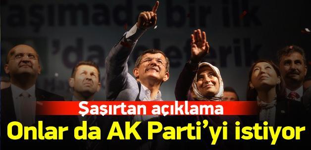 Beyazıt: AK Parti gelsin diye dua ediyorlar