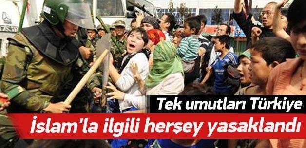 Çin'in 'Uygur zulmü' yasalaştı