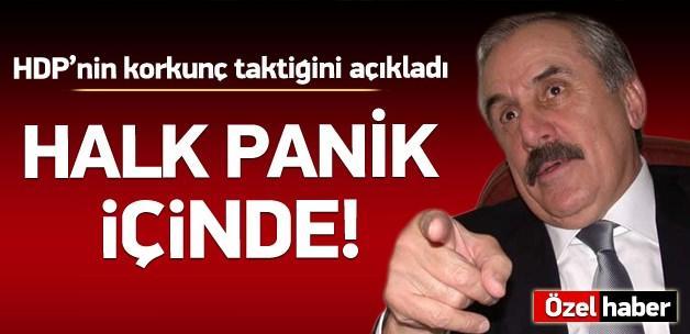 Ensarioğlu: HDP psikolojik baskı kuruyor