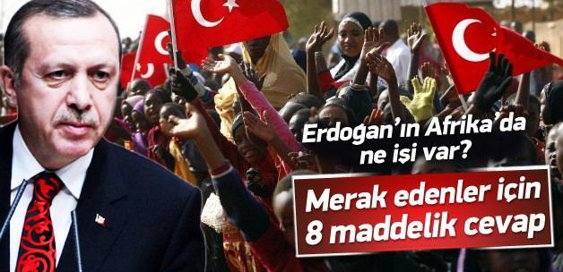 Erdoğan, Afrika'da ne arıyor?